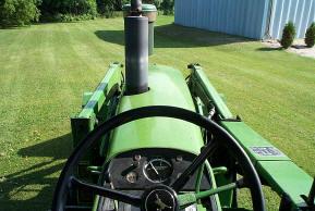 John Deere For Sale >> John Deere 4020 with JD 148 loader